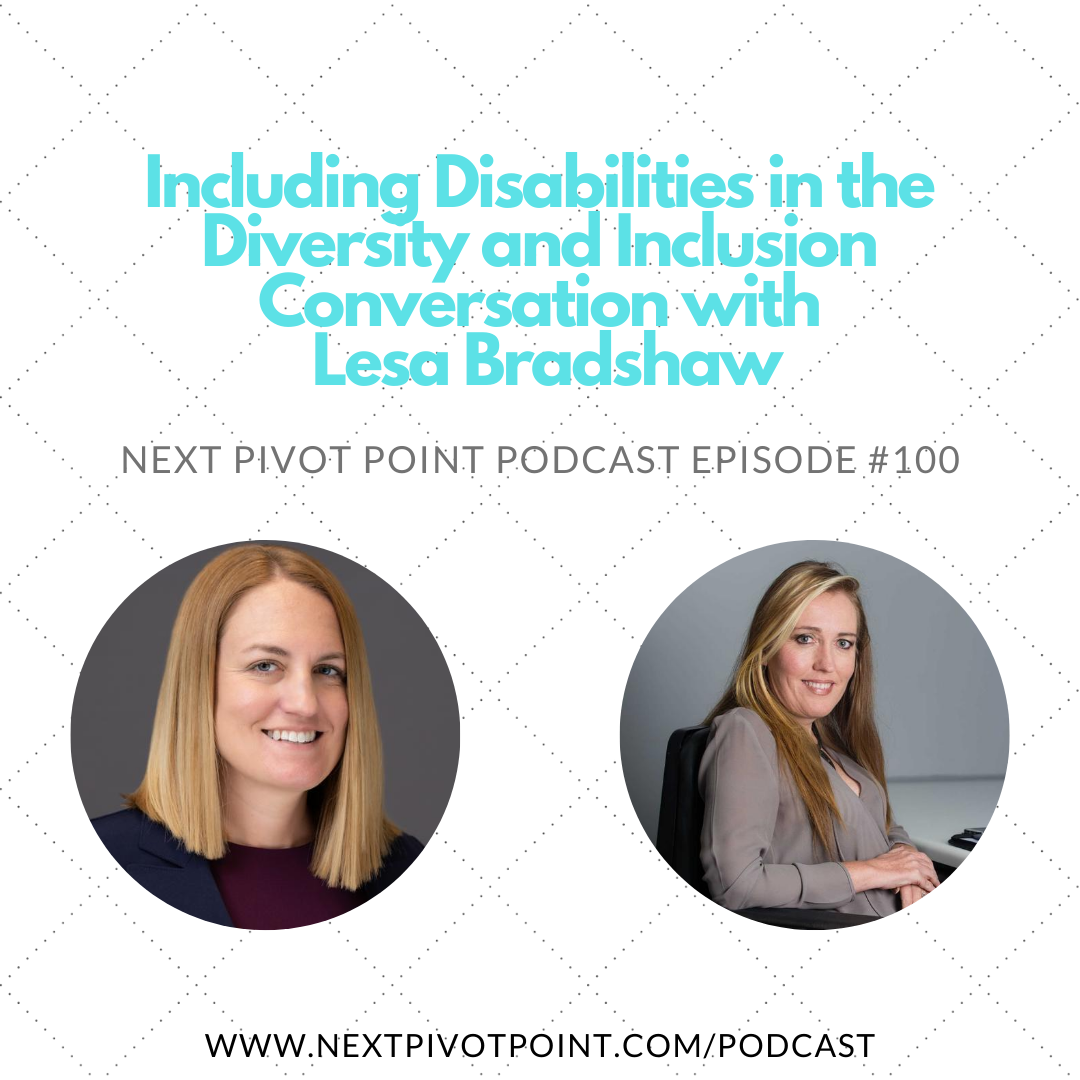 Including Disabilities in the Diversity and Inclusion Conversation